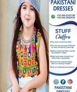 Pakistani eid kids dresses online