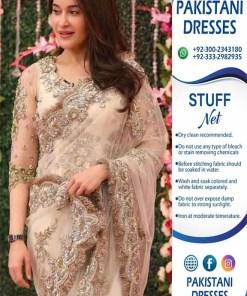 Shaista Lodhi Bridal Saree collection