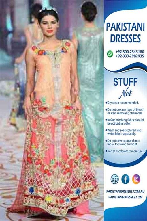 Tabassum Mughal Bridal dresses
