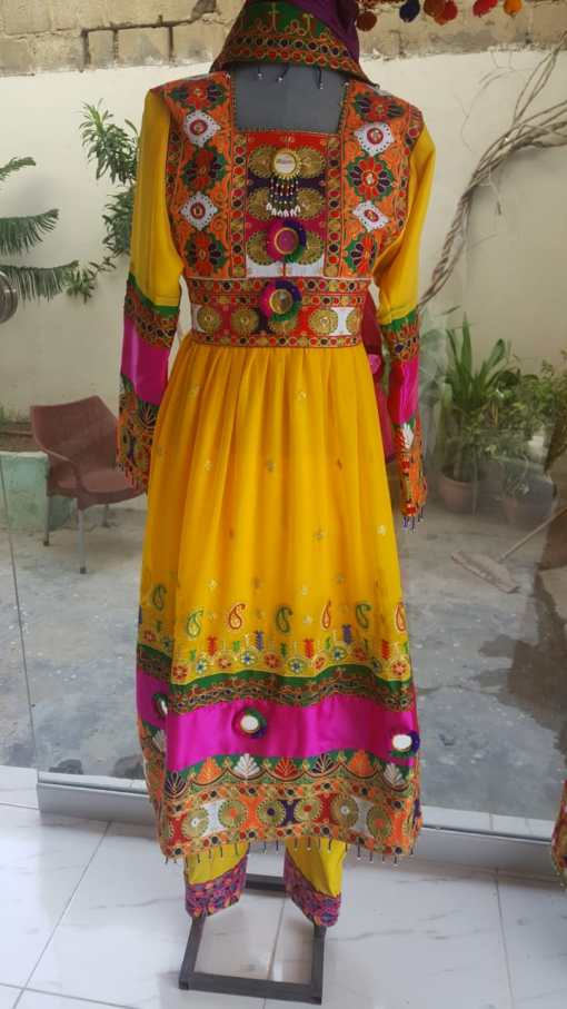 Afghani Dresses Online 2019