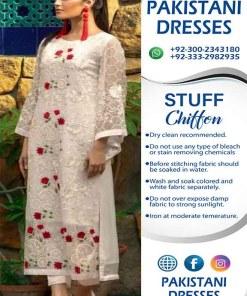Azure chiffon dresses online