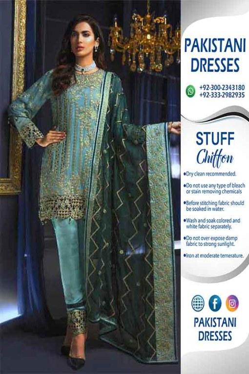 Emaan adeel chiffon dresses online