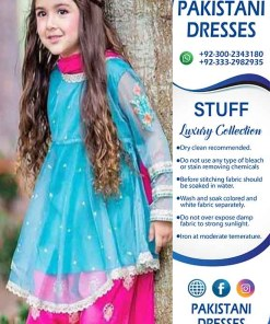 Pakistani Latest Kids Dresses Online