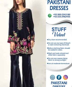 Pakistani Velvet Collection Online