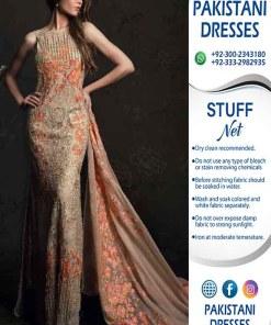 Sana Safinaz Latest Bridal Dresses