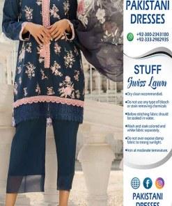 Sobia Nazir Swiss Lawn Dresses
