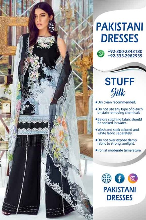 Firdous Printed Digital Dresses