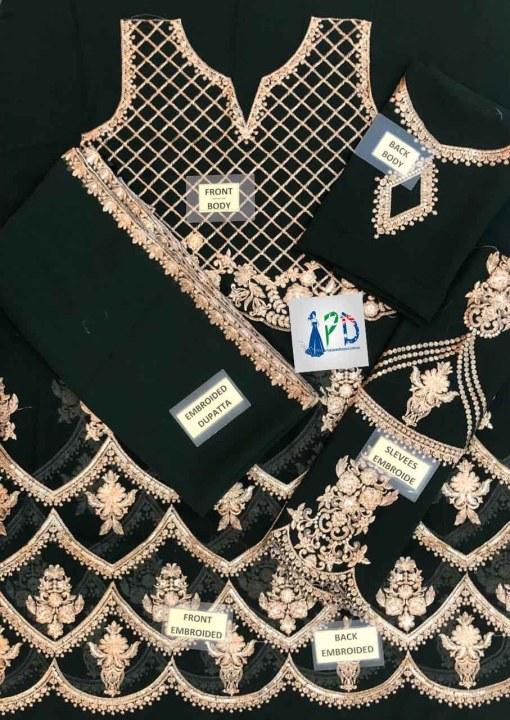 Indian Bridal Frock Dresses 2019