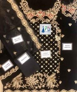 Sadaf Fawad Khan Velvet Dresses