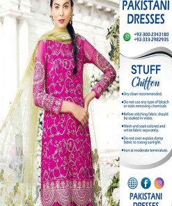 Gulal Latest Chiffon Dresses