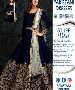 Umyas Velvet Lehenga Dresses Online