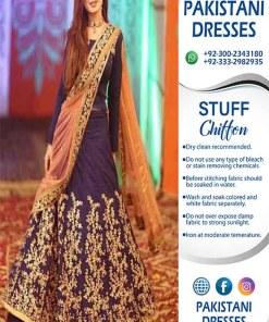 Atif Riaz Wedding Maxi Dresses