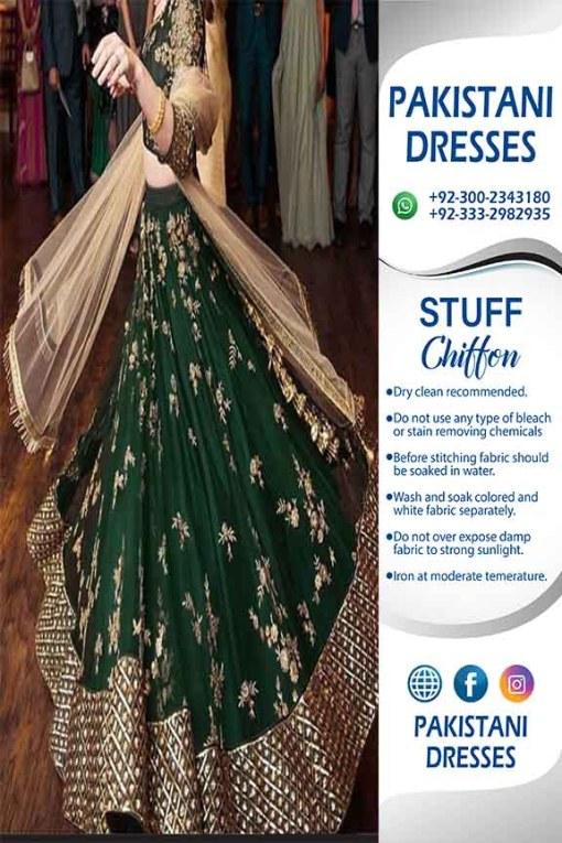 Indian Wedding Frock Dresses