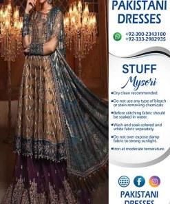 Maria B Bridal Mysori Dresses