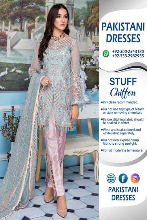 Maryum N Maria Bridal Clothes 2020