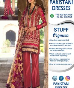 Zainab Chottani Organza Dresses