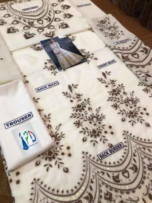 Pakistani Bridal Frock Dresses