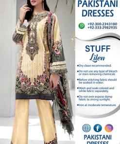 Jazmin Latest Linen Collection Online