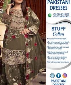 Zebtan Latest Cotton Dresses Online