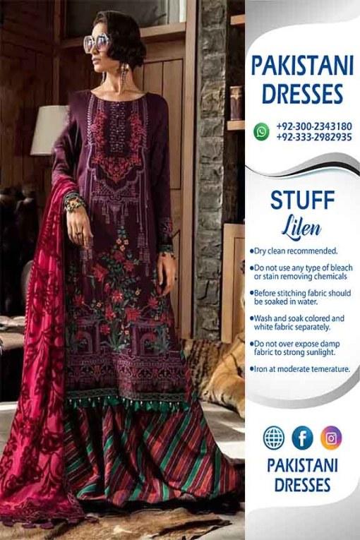 Maria B linen Dresses Online