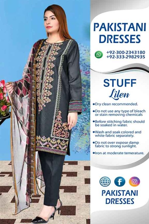 Pakistani Linen Collection 2020