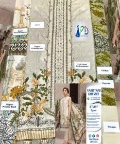 Jazmin Lawn Dresses Online