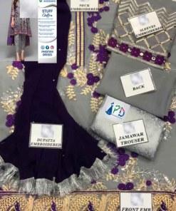 Baroque Dresses for Eid 2021 New