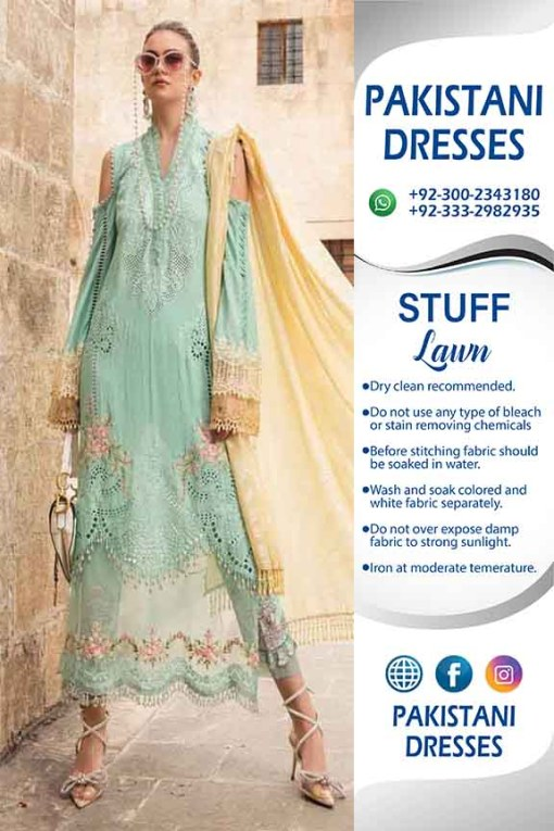 Maria B Lawn Collection 2021
