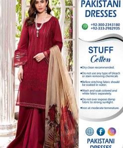 Afrozeh Cotton Dresses For Eid