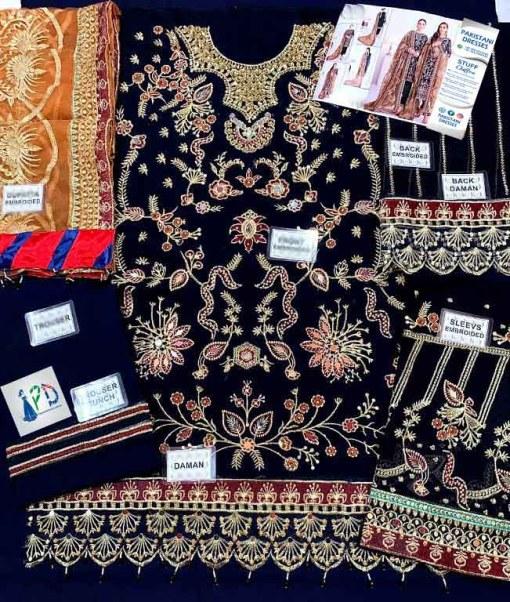 Baroque Bakra Eid Clothes Australia Online