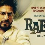 SRK in Raees