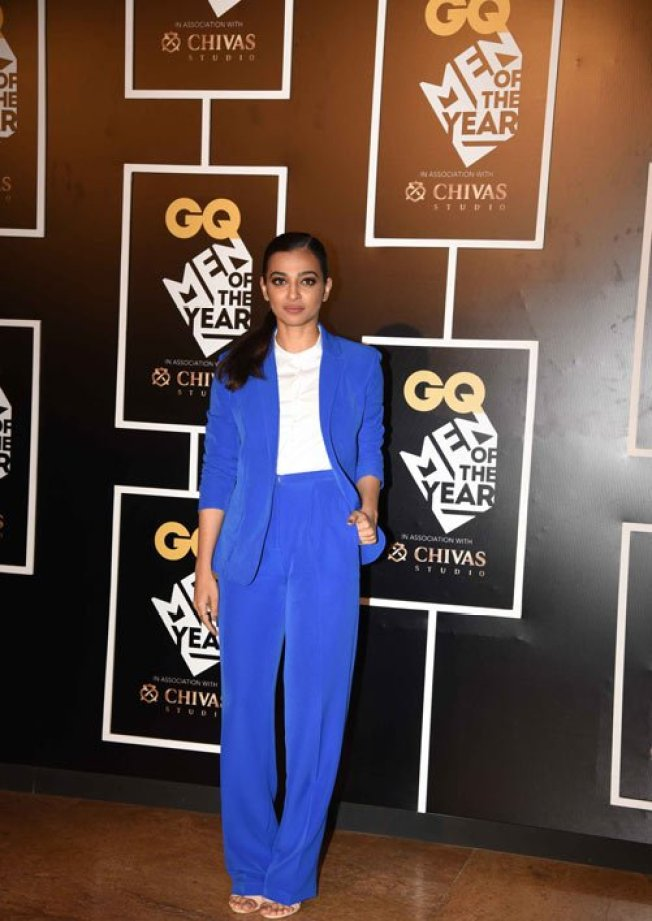 Radhika Apte in GQ Awards