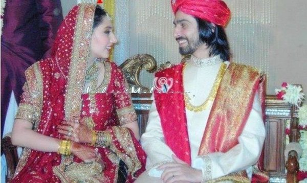 Mahira Khan and Her Husband