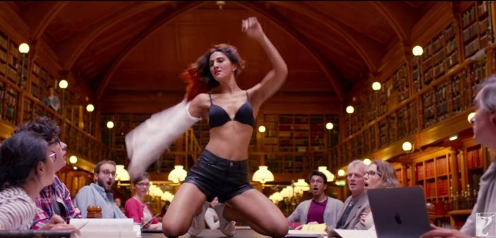 Vaani Kapoor in and as Befikre