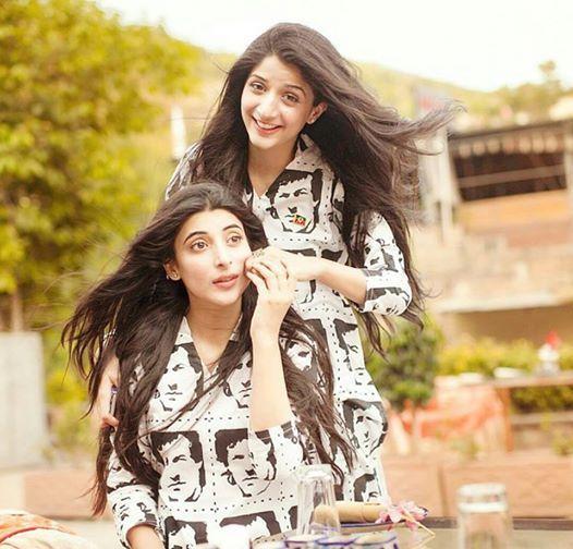 Urwa and Mawra