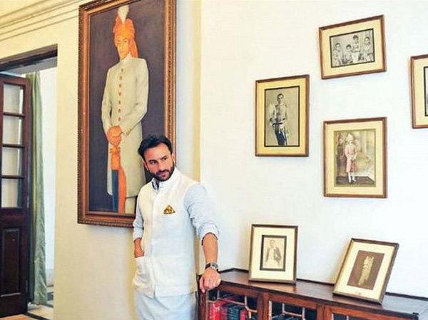Saif Ali Khan Royalty