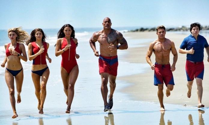 Baywatch-New-Trailer-Is-Full-Of-Bikini,-Biceps-&-Priyanka-Chopra