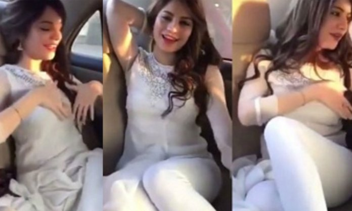 Why-Is-Neelam-Muneer-Dancing-In-The-Leaked-Car-Video