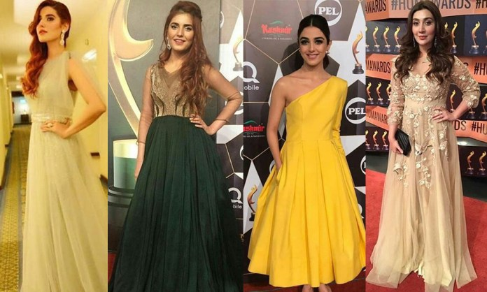5th Hum Awards 2017-Red Carpet
