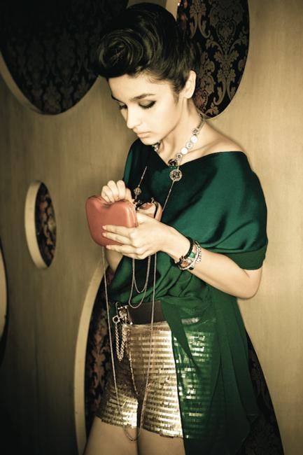 Alia Bhatt Grazia India