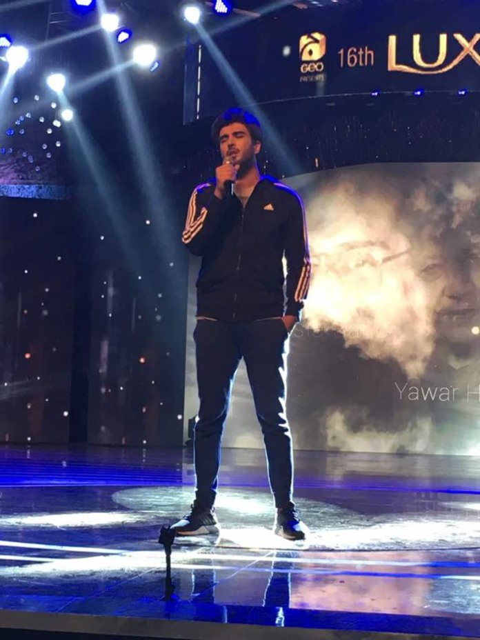 Lux Style Awards 2017 Rehearsels