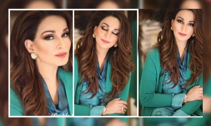 Sherry Rehman-Hello Magazine