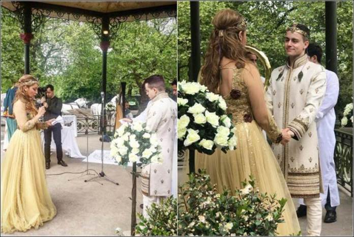 Sofiya Hayat-Marriage