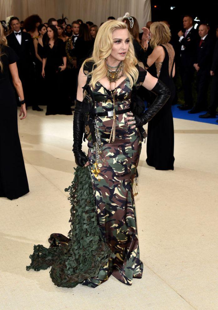 Madonna-Met Gala 2017