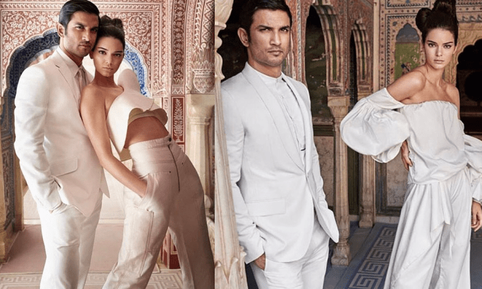 Sushant-Kendall-Vogue India Magazine