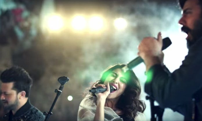 Pepsi-Battle-of-band-2017-Song-Featuring-Fawad-Khan,-Atif-Aslam-and-Meesha-Shafi-Released