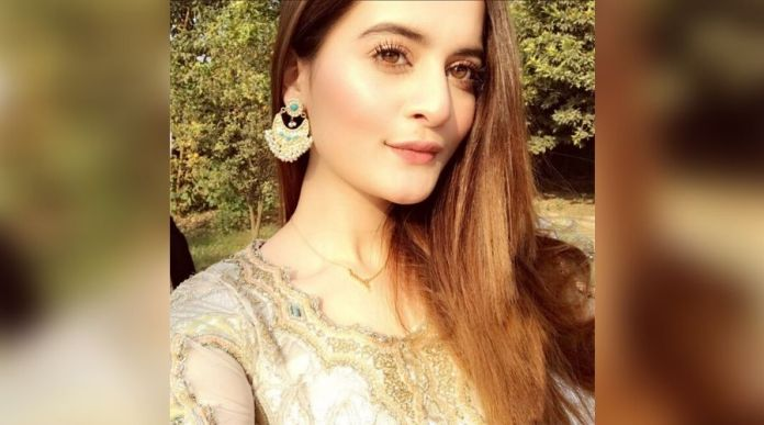 Aiman Khan Instagram Account Followers lead among Pakistani Actresses