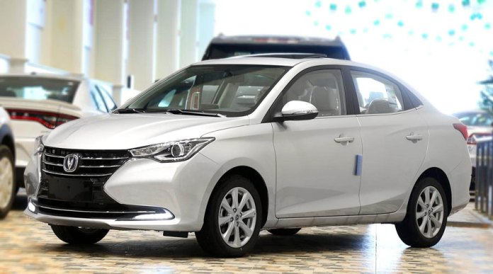 Changan Alsvin Sedan will be the next car of Changan to launch in Pakistan