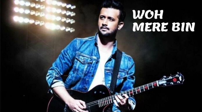 Woh Mere Bin By Atif Aslam Song remade amidst Quarantine