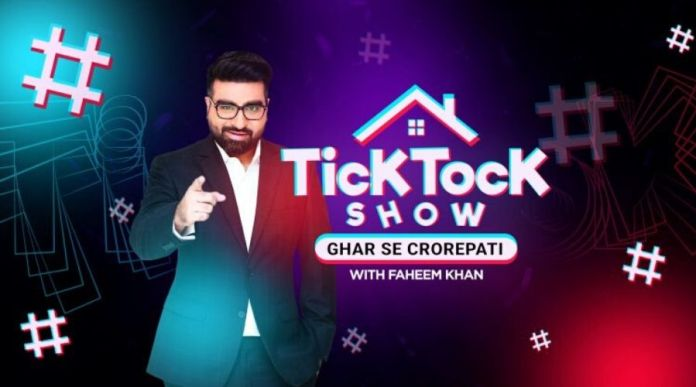 Tick Tock Show With Faheem Khan Timings & Details